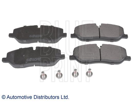 Kit de plaquettes de frein, frein à disque - BLUE PRINT - ADJ134206