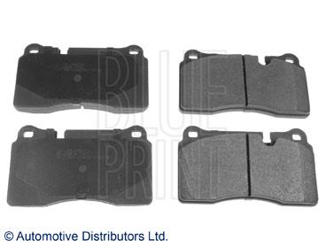 Kit de plaquettes de frein, frein à disque - BLUE PRINT - ADJ134211