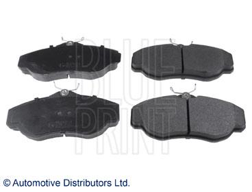 Kit de plaquettes de frein, frein à disque - BLUE PRINT - ADJ134212