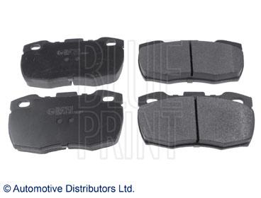 Kit de plaquettes de frein, frein à disque - BLUE PRINT - ADJ134213