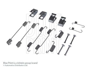 Kit d'accessoires, mâchoire de frein - BLUE PRINT - ADK841500