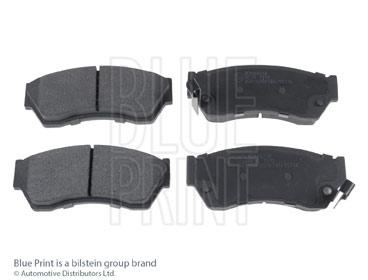 Kit de plaquettes de frein, frein à disque - BLUE PRINT - ADK84218