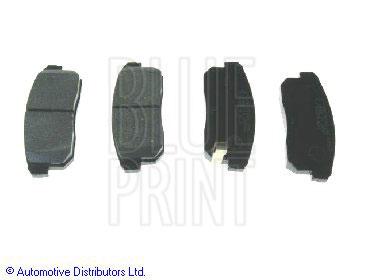 Kit de plaquettes de frein, frein à disque - BLUE PRINT - ADK84230