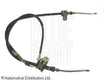 Tirette à câble, frein de stationnement - BLUE PRINT - ADK84610