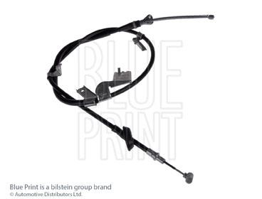 Tirette à câble, frein de stationnement - BLUE PRINT - ADK846101