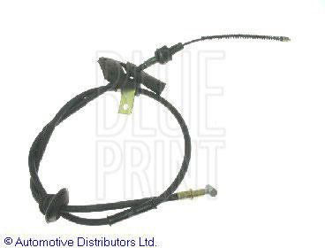 Tirette à câble, frein de stationnement - BLUE PRINT - ADK84623