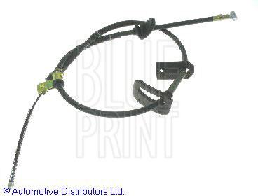 Tirette à câble, frein de stationnement - BLUE PRINT - ADK84624