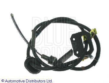 Tirette à câble, frein de stationnement - BLUE PRINT - ADK84625