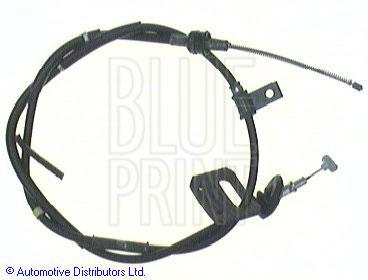 Tirette à câble, frein de stationnement - BLUE PRINT - ADK84627
