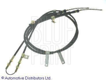 Tirette à câble, frein de stationnement - BLUE PRINT - ADK84637