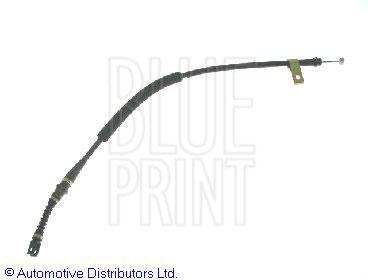 Tirette à câble, frein de stationnement - BLUE PRINT - ADK84639