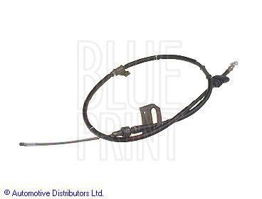 Tirette à câble, frein de stationnement - BLUE PRINT - ADK84640