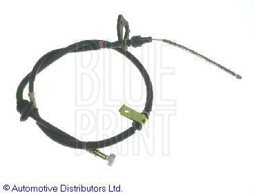 Tirette à câble, frein de stationnement - BLUE PRINT - ADK84643