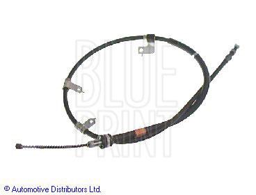 Tirette à câble, frein de stationnement - BLUE PRINT - ADK84646