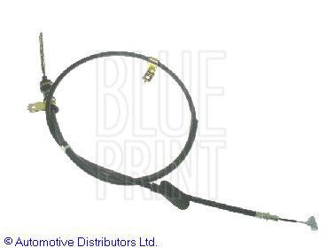 Tirette à câble, frein de stationnement - BLUE PRINT - ADK84650