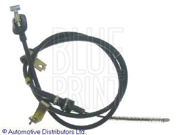 Tirette à câble, frein de stationnement - BLUE PRINT - ADK84654