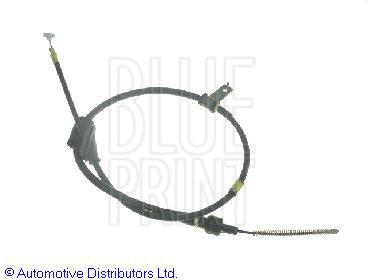 Tirette à câble, frein de stationnement - BLUE PRINT - ADK84656