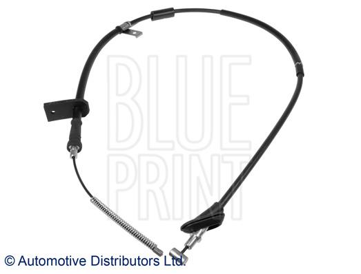 Tirette à câble, frein de stationnement - BLUE PRINT - ADK84670