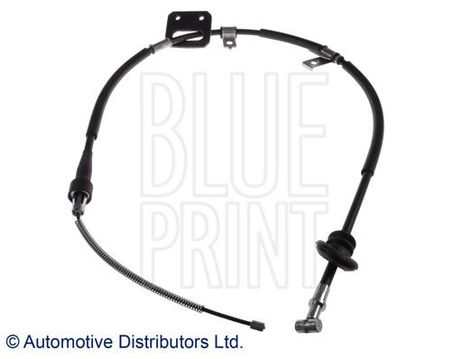 Tirette à câble, frein de stationnement - BLUE PRINT - ADK84674