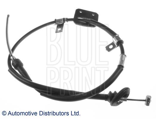 Tirette à câble, frein de stationnement - BLUE PRINT - ADK84675