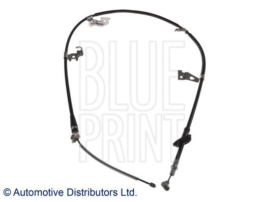 Tirette à câble, frein de stationnement - BLUE PRINT - ADK84676