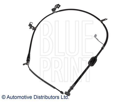 Tirette à câble, frein de stationnement - BLUE PRINT - ADK84677