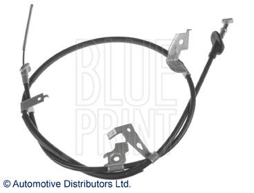Tirette à câble, frein de stationnement - BLUE PRINT - ADK84692