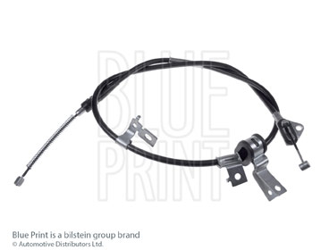 Tirette à câble, frein de stationnement - BLUE PRINT - ADK84699