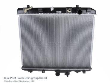 Radiateur, refroidissement du moteur - BLUE PRINT - ADK89850