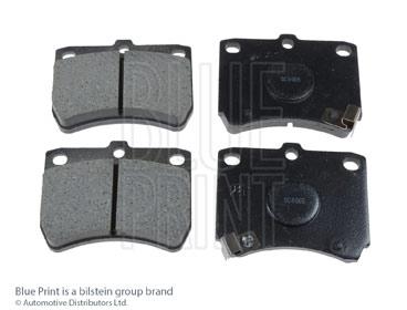Kit de plaquettes de frein, frein à disque - BLUE PRINT - ADM54221