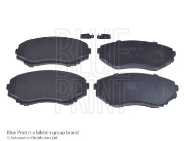 Kit de plaquettes de frein, frein à disque - BLUE PRINT - ADM54270