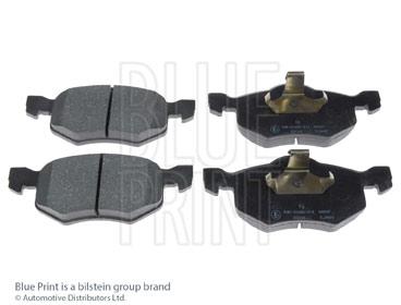 Kit de plaquettes de frein, frein à disque - BLUE PRINT - ADM54273