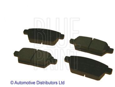 Kit de plaquettes de frein, frein à disque - BLUE PRINT - ADM54288