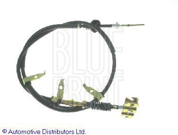 Tirette à câble, frein de stationnement - BLUE PRINT - ADM546101