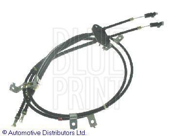 Tirette à câble, frein de stationnement - BLUE PRINT - ADM546106