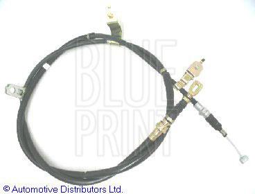 Tirette à câble, frein de stationnement - BLUE PRINT - ADM546107