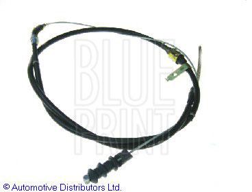 Tirette à câble, frein de stationnement - BLUE PRINT - ADM546109