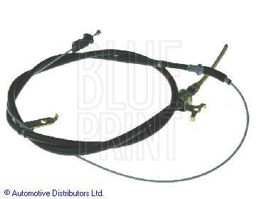 Tirette à câble, frein de stationnement - BLUE PRINT - ADM546110