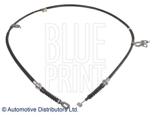 Tirette à câble, frein de stationnement - BLUE PRINT - ADM546120