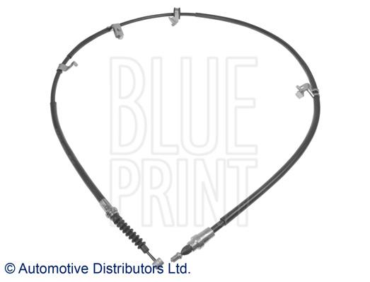 Tirette à câble, frein de stationnement - BLUE PRINT - ADM546121