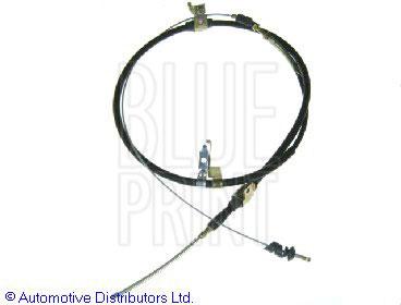 Tirette à câble, frein de stationnement - BLUE PRINT - ADM54636