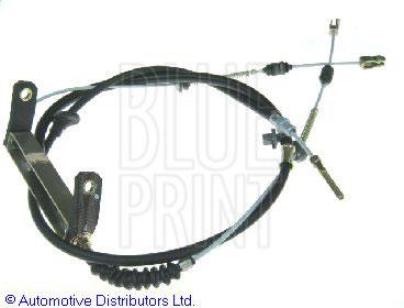 Tirette à câble, frein de stationnement - BLUE PRINT - ADM54653