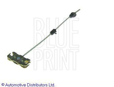 Tirette à câble, frein de stationnement - BLUE PRINT - ADM54662