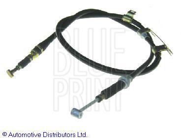 Tirette à câble, frein de stationnement - BLUE PRINT - ADM54672