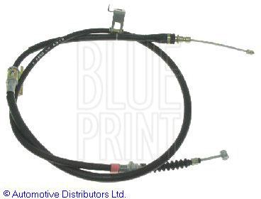 Tirette à câble, frein de stationnement - BLUE PRINT - ADM54676