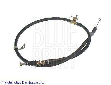 Tirette à câble, frein de stationnement - BLUE PRINT - ADM54678