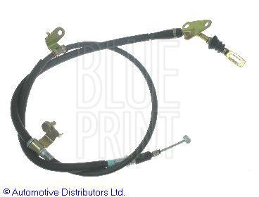 Tirette à câble, frein de stationnement - BLUE PRINT - ADM54679