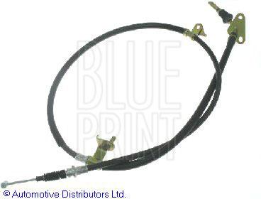 Tirette à câble, frein de stationnement - BLUE PRINT - ADM54682