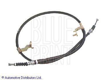 Tirette à câble, frein de stationnement - BLUE PRINT - ADM54684