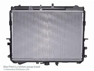 Radiateur, refroidissement du moteur - BLUE PRINT - ADM59816